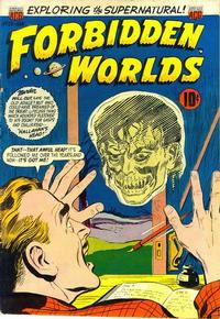 Cover Thumbnail for Forbidden Worlds (American Comics Group, 1951 series) #25
