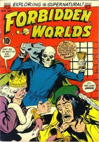 Cover Thumbnail for Forbidden Worlds (American Comics Group, 1951 series) #31