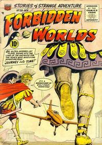 Cover Thumbnail for Forbidden Worlds (American Comics Group, 1951 series) #38
