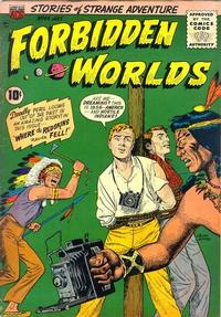 Cover Thumbnail for Forbidden Worlds (American Comics Group, 1951 series) #44