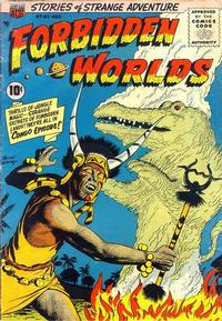 Cover Thumbnail for Forbidden Worlds (American Comics Group, 1951 series) #45