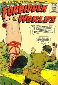 Cover Thumbnail for Forbidden Worlds (American Comics Group, 1951 series) #47