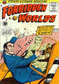 Cover Thumbnail for Forbidden Worlds (American Comics Group, 1951 series) #56