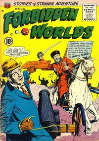 Cover Thumbnail for Forbidden Worlds (American Comics Group, 1951 series) #57