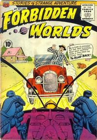 Cover Thumbnail for Forbidden Worlds (American Comics Group, 1951 series) #62