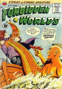 Cover Thumbnail for Forbidden Worlds (American Comics Group, 1951 series) #64