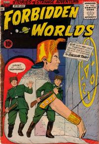 Cover Thumbnail for Forbidden Worlds (American Comics Group, 1951 series) #68