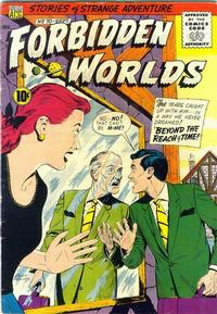 Cover Thumbnail for Forbidden Worlds (American Comics Group, 1951 series) #70