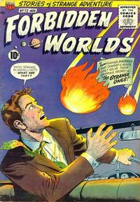 Cover Thumbnail for Forbidden Worlds (American Comics Group, 1951 series) #72