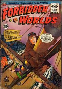 Cover Thumbnail for Forbidden Worlds (American Comics Group, 1951 series) #73