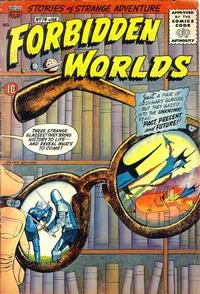 Cover Thumbnail for Forbidden Worlds (American Comics Group, 1951 series) #74