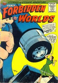 Cover Thumbnail for Forbidden Worlds (American Comics Group, 1951 series) #75