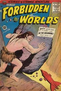 Cover Thumbnail for Forbidden Worlds (American Comics Group, 1951 series) #76