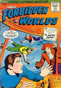 Cover Thumbnail for Forbidden Worlds (American Comics Group, 1951 series) #77