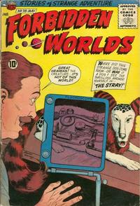 Cover Thumbnail for Forbidden Worlds (American Comics Group, 1951 series) #78