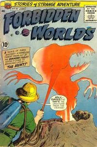 Cover Thumbnail for Forbidden Worlds (American Comics Group, 1951 series) #79