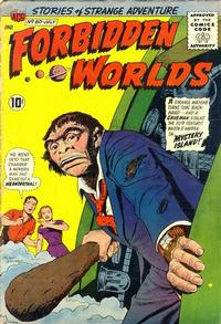 Cover Thumbnail for Forbidden Worlds (American Comics Group, 1951 series) #80