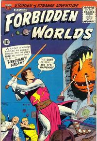 Cover Thumbnail for Forbidden Worlds (American Comics Group, 1951 series) #81