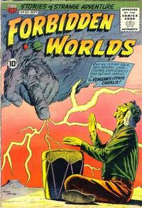 Cover Thumbnail for Forbidden Worlds (American Comics Group, 1951 series) #82