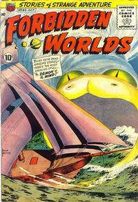 Cover Thumbnail for Forbidden Worlds (American Comics Group, 1951 series) #83