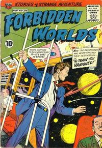 Cover Thumbnail for Forbidden Worlds (American Comics Group, 1951 series) #87