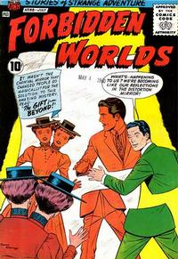 Cover Thumbnail for Forbidden Worlds (American Comics Group, 1951 series) #88
