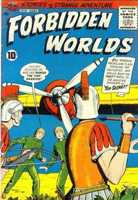 Cover Thumbnail for Forbidden Worlds (American Comics Group, 1951 series) #89