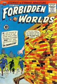 Cover Thumbnail for Forbidden Worlds (American Comics Group, 1951 series) #93