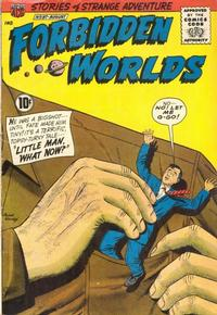 Cover Thumbnail for Forbidden Worlds (American Comics Group, 1951 series) #97