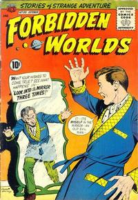 Cover Thumbnail for Forbidden Worlds (American Comics Group, 1951 series) #99