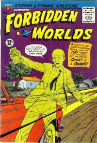 Cover Thumbnail for Forbidden Worlds (American Comics Group, 1951 series) #103