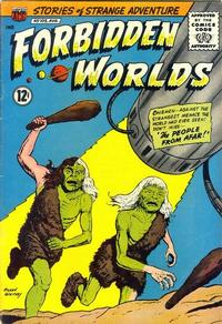 Cover Thumbnail for Forbidden Worlds (American Comics Group, 1951 series) #105