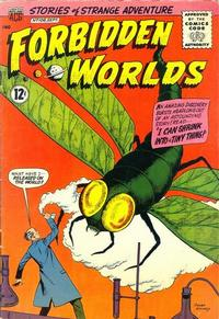 Cover Thumbnail for Forbidden Worlds (American Comics Group, 1951 series) #106