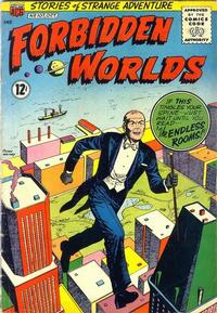 Cover Thumbnail for Forbidden Worlds (American Comics Group, 1951 series) #107
