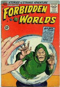 Cover Thumbnail for Forbidden Worlds (American Comics Group, 1951 series) #110