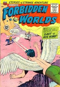 Cover Thumbnail for Forbidden Worlds (American Comics Group, 1951 series) #115
