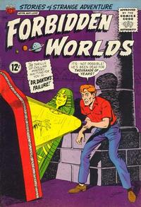 Cover Thumbnail for Forbidden Worlds (American Comics Group, 1951 series) #119