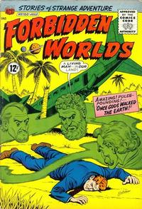 Cover Thumbnail for Forbidden Worlds (American Comics Group, 1951 series) #120