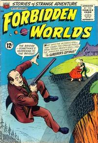 Cover Thumbnail for Forbidden Worlds (American Comics Group, 1951 series) #122