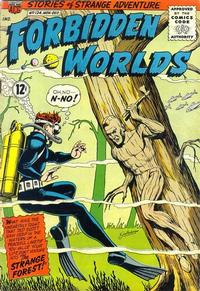 Cover Thumbnail for Forbidden Worlds (American Comics Group, 1951 series) #124
