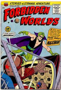 Cover Thumbnail for Forbidden Worlds (American Comics Group, 1951 series) #125
