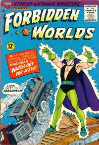 Cover Thumbnail for Forbidden Worlds (American Comics Group, 1951 series) #126