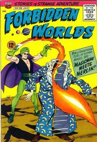 Cover Thumbnail for Forbidden Worlds (American Comics Group, 1951 series) #128