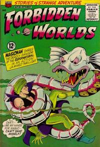 Cover Thumbnail for Forbidden Worlds (American Comics Group, 1951 series) #131