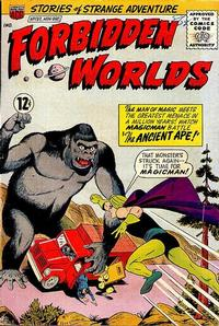 Cover Thumbnail for Forbidden Worlds (American Comics Group, 1951 series) #132