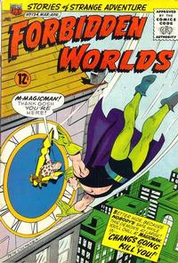 Cover Thumbnail for Forbidden Worlds (American Comics Group, 1951 series) #134