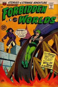 Cover Thumbnail for Forbidden Worlds (American Comics Group, 1951 series) #135