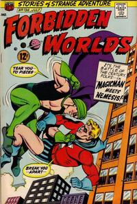 Cover Thumbnail for Forbidden Worlds (American Comics Group, 1951 series) #136