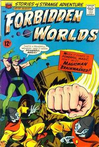 Cover Thumbnail for Forbidden Worlds (American Comics Group, 1951 series) #137
