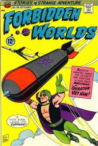 Cover Thumbnail for Forbidden Worlds (American Comics Group, 1951 series) #138